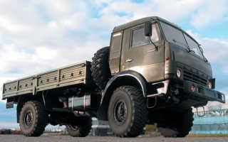 КамАЗ-4326: технические характеристики, гражданская версия, отзывы владельцев, цена, двухосный, задний мост