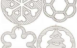 Шаблоны для вырезания лобзиком из фанеры: инструменты и приспособления, технология выпиливания