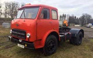МАЗ-504: В, технические характеристики, тягач, фото, видео, вес, цены