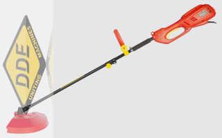 Триммер DDE: электрический, EB1000RD: GB33RD, EB1200RD, GB43RD, отзывы, бензиновый