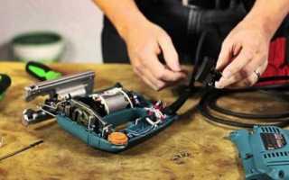 Как пользоваться и делать ремонт электролобзика своими руками фото и видео