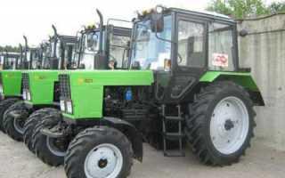 Трактор Беларус МТЗ-100: технические характеристики, цена, обзор