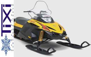 Снегоход Тикси (TIKSY): 250 Люкс, технические характеристики, цена, отзывы, запчасти