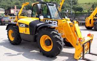 Погрузчик JCB (Джисиби): фронтальный JCB 456 ZX, 3CX Super, Robot 190, мини, телескопический Loadall 540-170, 531-70, технические характеристики, цена, отзывы, фото