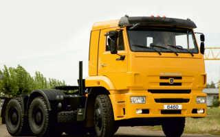 КамАЗ-6460: технические характеристики, отзывы владельцев, седельный тягач, расход топлива, кабина, тюнинг, цена