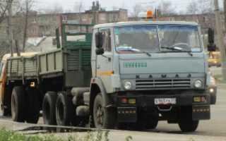 КамАЗ-5410: технические характеристики, грузоподъемность, расход топлива на 100 км, вес, тюнинг, устройство, габариты
