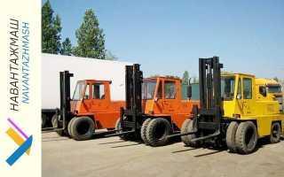 Львовский погрузчик: 5 тонн, характеристики, автопогрузчик, вилочный, запчасти, инструкция по ремонту