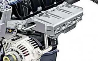 Двигатель К4М Ларгус : Устройство, масло, ресурс, тюнинг