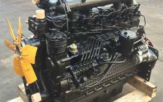 Двигатель Д 260 ММЗ: Обслуживание, неисправности, характеристики