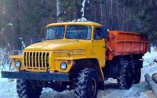 Урал 5557: технические характеристики (фото, видео, цена)