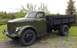 ГАЗ-51: технические характеристики, двигатель, самосвал, грузовик, бортовой, коробка передач, вес, схема КПП, регулировка клапанов, расход топлива, ремонт, мусоровоз, молоковоз, фургоны