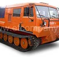 ✅Вездеход ТТМ-3902 Руслан: снегоболотоход, модификация