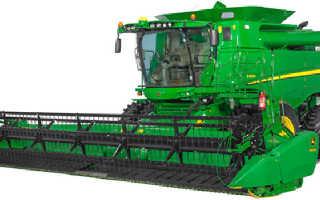Комбайн Джон Дир (John Deere): W330, 540, 650, T550, 560, 660, 670, S660, 670, 680, зерноуборочный, кормоуборочный, технические характеристики, роторный, сколько стоит, модельный ряд, кукурузная жатка, отзывы