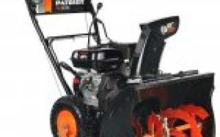 Снегоуборщик Patriot Garden: характеристики, инструкция по эксплуатации, обслуживание