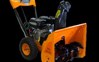 Снегоуборщика Prorab (Прораб) GST 60 S: технические характеристики, отзывы, цена, фото