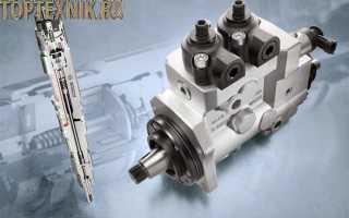 ТНВД дизельного и бензинового двигателя: Устройство и принцип работы