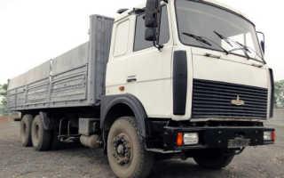 МАЗ-6303: 6303А3, 6303А5, 6303А8, 630305, 630308, технические характеристики, отзывы