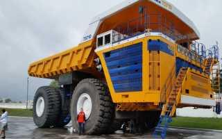 Высота БелАЗа: сколько весит тонн, грузоподъемность, технические характеристики, устройство, расход топлива на 100 км, размеры, колеса, самый большой, ТТХ, диаметр, масса, скорость, лошадиных сил