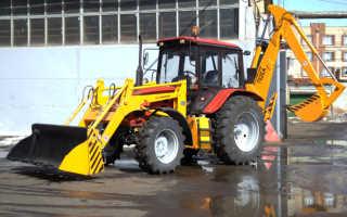 Экскаватор-погрузчик Амкодор: 702ЕА-01, ЕМ-03, 732, технические характеристики, трактор