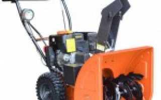 Снегоуборщик Prorab (Прораб) GST 110 EL: технические характеристики, цена, фото, отзывы, видео, инструкция